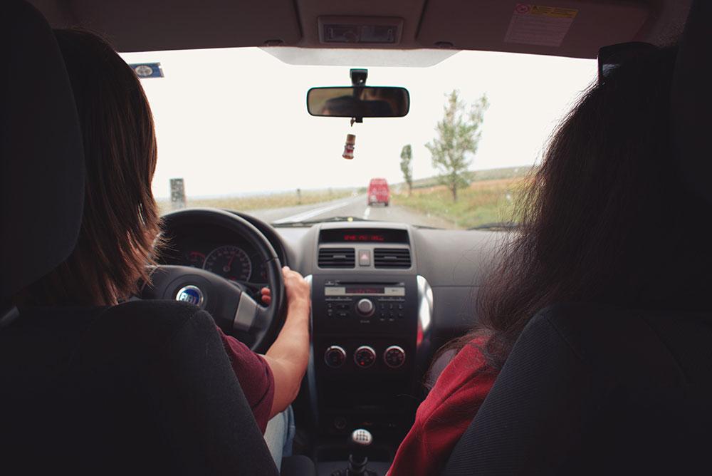 Driver-training